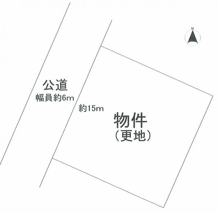 敷地 概略図