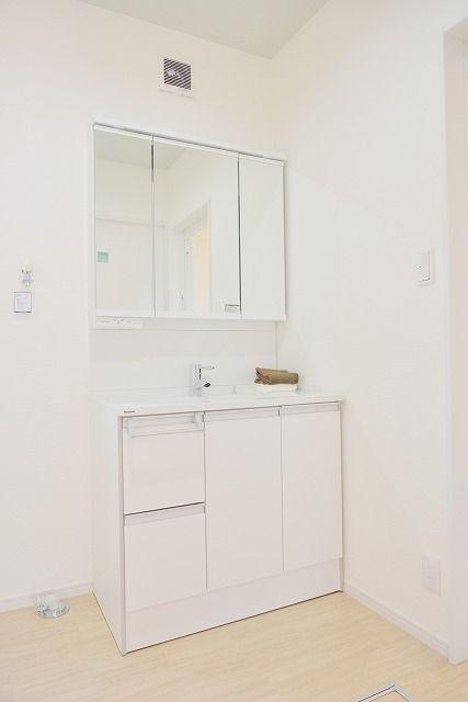 パナソニックの洗面台