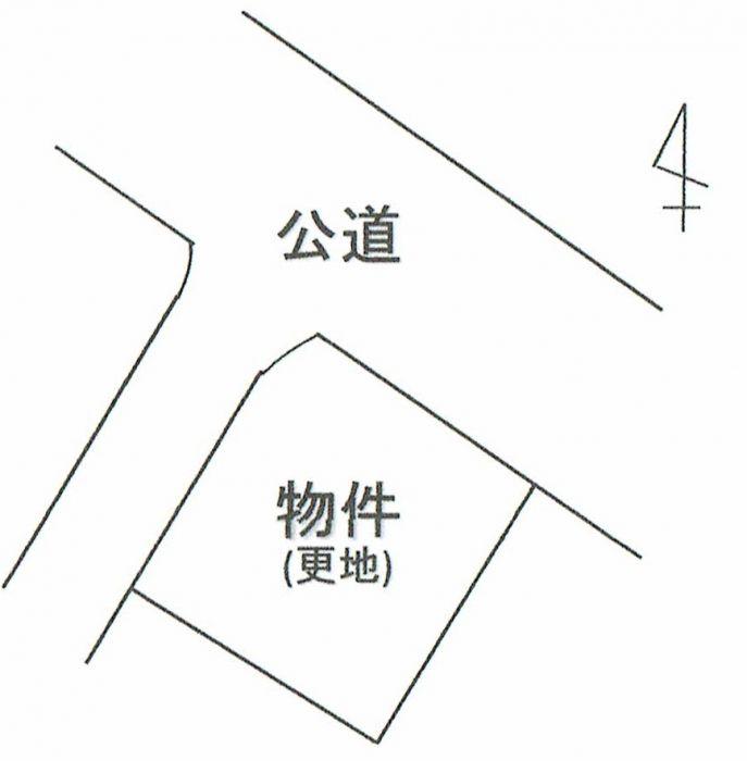 現地 概略敷地図