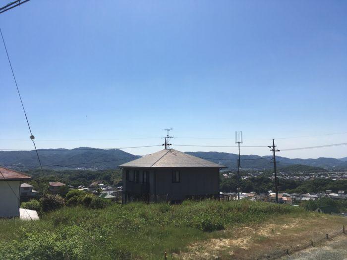 敷地からの眺望