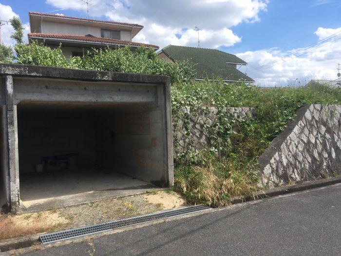 現地・車庫