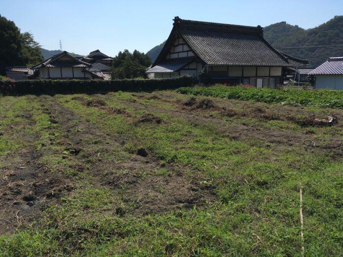 畑(移転の際は、農地法3条の許可要)