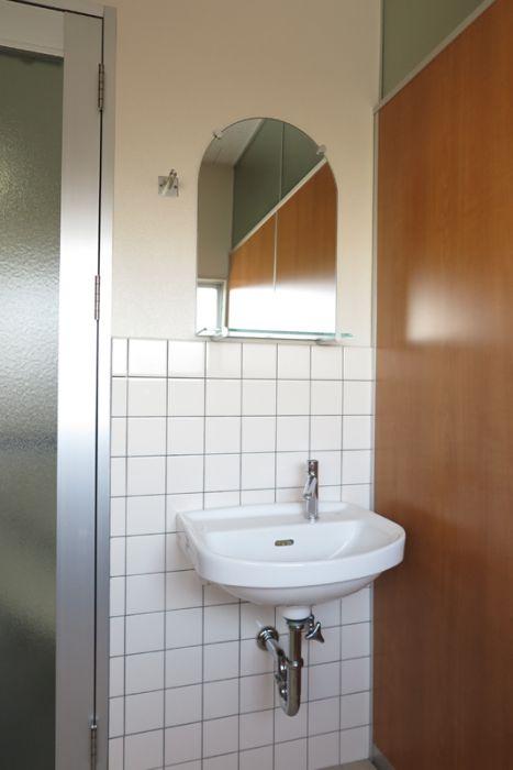 トイレ手洗
