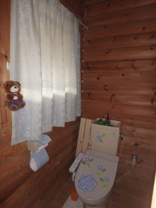 浄化槽設置済み水洗トイレ