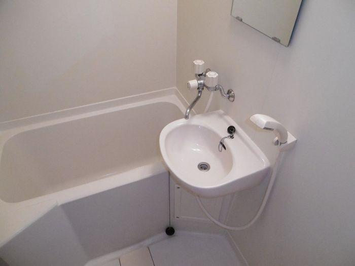 バスルームになります。