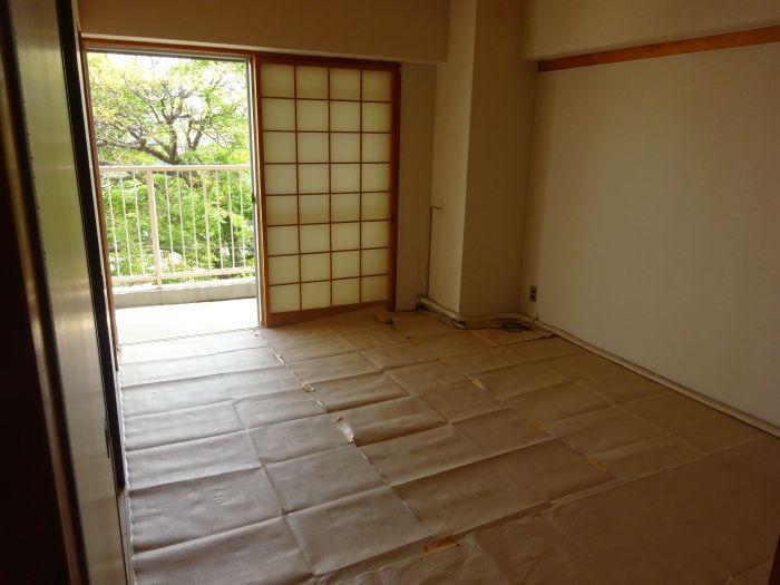 6.5畳和室を北東から撮影